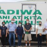 Batangas coop eyes wider reach with van by DA-4A