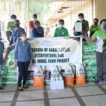 DA-4A continues to distribute high yielding corn seeds to FAs to boost corn production
