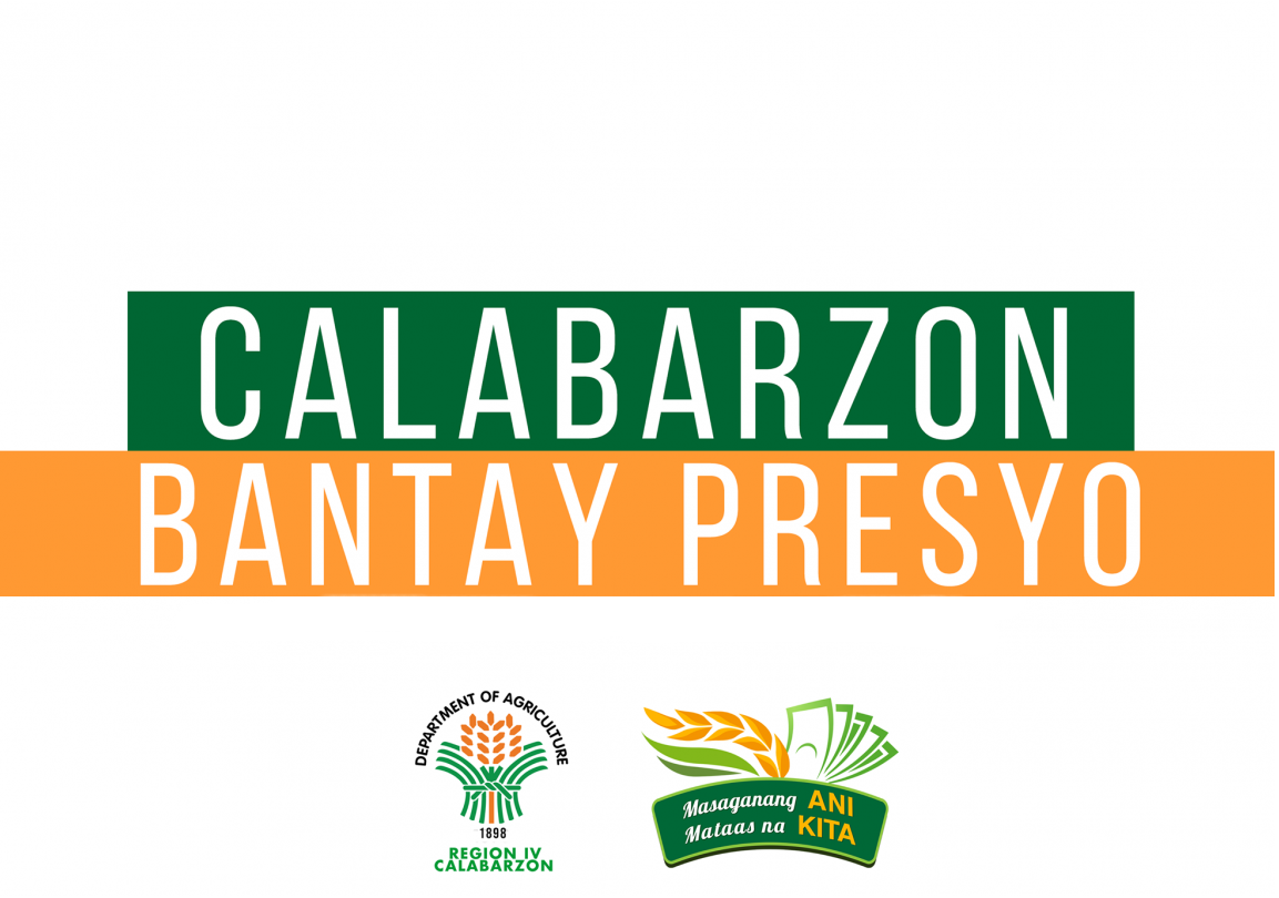 Calabarzon price freese and srp